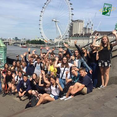 Europareise - London